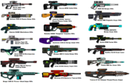 AUU Sniper Rifle Gallery
