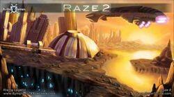Raze 2 Theme - Rising Legend