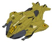 Globex D887H-PC 'Skyporter'