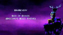 God of Chaos (Discord's Boss Theme) - (Original MLP music)