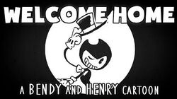 WELCOME HOME A BATIM Animated Musical SquigglyDigg & Gabe Castro