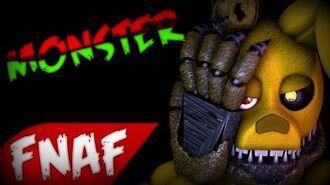 """(SFM) """"Monster"""" Song Created By Skillet BEAST INSIDE!!!"""