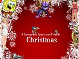 A Spongebob, Spyro, and Friends Christmas
