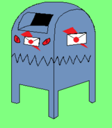 Monster Mail Box 3