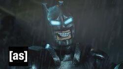 Batman Has Zero F***s Robot Chicken Adult Swim