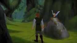 I Stand Alone Reprise ENGLISH - The Quest for Camelot