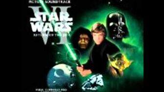 Star Wars VI Return of The Jedi Soundtrack - Emperor's Throne Room (Emperor's Theme)