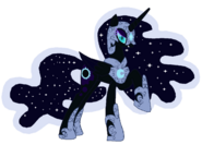 Earthlight Moon