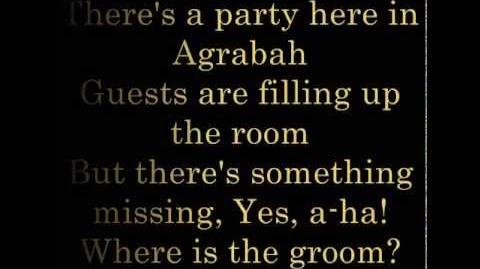 There's a Party Here in Agrabah lyrics