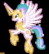 Celestial Armor Celestia