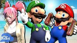 SMG4 Luigi's Lesson