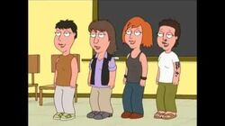 Family Guy - Mega Lesbians