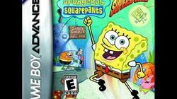 Spongebob Squarepants Supersponge Fish Hooks Park soundtrack GBA