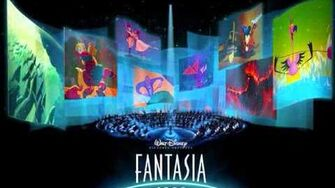 Disney's Fantasia 2000 Firebird Suite