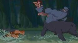 Disney Hercules use your head