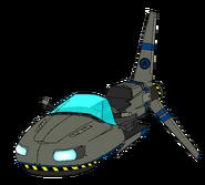 HA- M60 Hoverbike