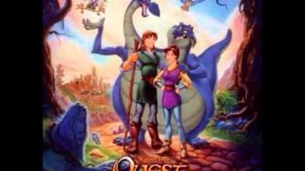 Quest for Camelot OST - 07 - Ruber (Gary Oldman)