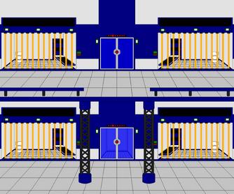 Oranos Prison Cells