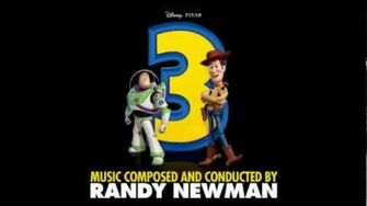 Toy Story 3 soundtrack - 14. The Claw