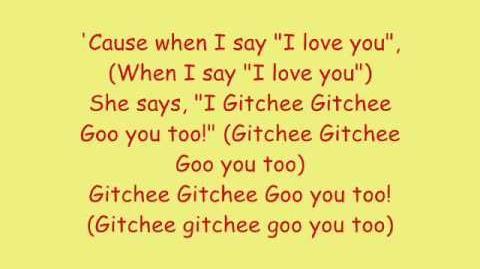 Phineas And Ferb - Gitchi Gitchi Goo Lyrics (extendend HQ)