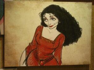 Madame Gothel