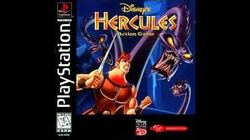 HD Disney's Hercules Action Game Soundtrack - The Hydra Canyon