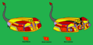 Horseshoe Yellow Crabbot