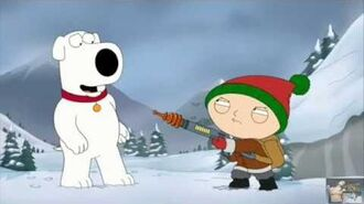 Family Guy - Deleted Scene Snowflake of the North HD