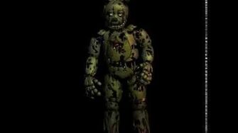 SpringTrap Sings ''Just Gold'' Song
