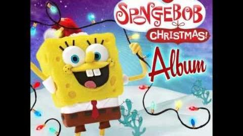 Spongebob Squarepants- Santa Has His Eye On Me Lyrics