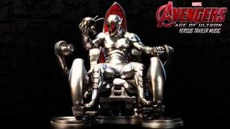 Avengers Age Of Ultron - No Strings On Me (Ultron's Theme) - Trailer Music (FULL TRAILER VERSION)