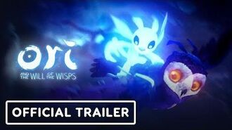Ori and the Will of the Wisps - Official Gameplay Trailer The Game Awards 2019
