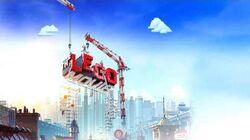 The Lego Movie Videogame - Main (Menu) Theme - Bricksburg