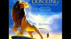 The Lion King OST - 09 - King of Pride Rock (Score)