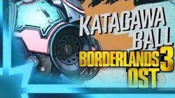 Borderlands 3 Official OST 09 Skywell 27 Katagawa's Sphere Boss Theme by Michael McCann