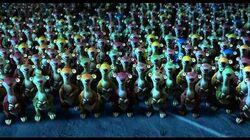 Ice Age 2- Sid Dance .. Fire King