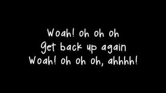 Get Back Up Again by Anna Kendrick - Lyric Video