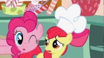 MLP Pinkie Pie's Cupcake Song (No Watermarks)(w Lyrics in Description)