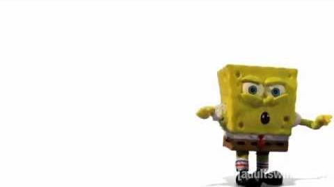 Sponge Bob Krabby Patties (Robot Chicken)