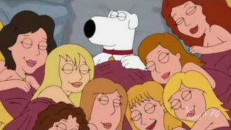 Family Guy - Brian's Reunion with All Ex Girlfriend