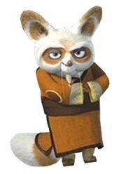 Kung fu panda maestro shifu