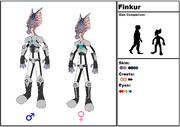Finkur Species