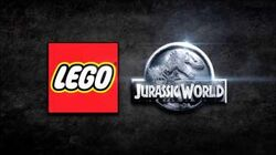 Lego Jurassic World Soundtrack Welcome to Jurassic World - Indominus Rex