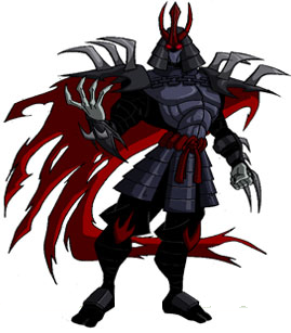 Shredder Satan