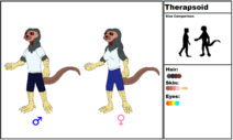 Therapsoid Species