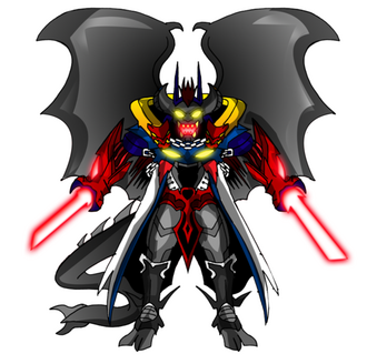 Chernabog (Dark Mode)
