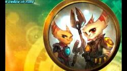 Ratchet & Clank A Crack in Time Chasing Down Azimuth