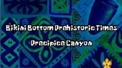 SpongeBob SquarePants SuperSponge OST - 21 - Precipice Canyon