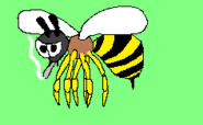 Angry Bee (Nightmare on Elmer Street)