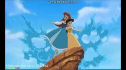 Here on the Land and Sea (Little Mermaid 2)